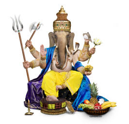 Picture of Ganesha - Hindu god of success