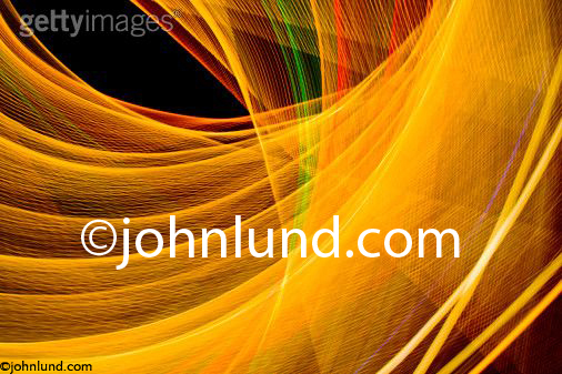 Stock pix of abstract light patterns showing energy, motion, complexity and even communications and data transfer.